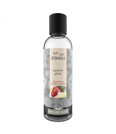 Lust Stimuli Strawberry Vanilla Cream Superior Glid 100 ml