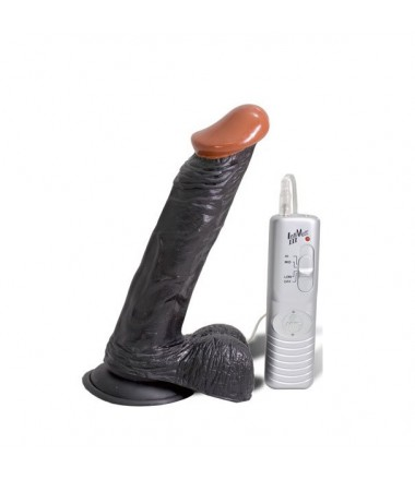 Big Game Dildo m. Vibrator