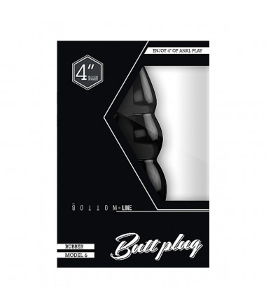 BottomLine Buttplug Model 6...